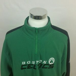 13dcb5319bd644 Shirts Mens 14 Poshmark Boston Pullover Adidas Large Celtics Zip dO4Tq